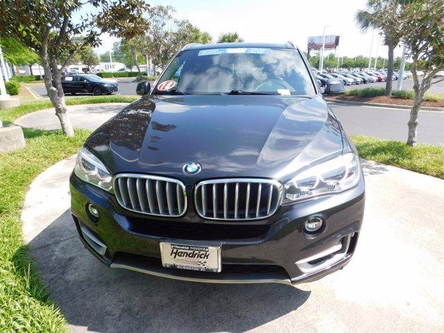 2018 BMW X5 xDrive50i Vehicle Photo in Wilmington, NC 28405