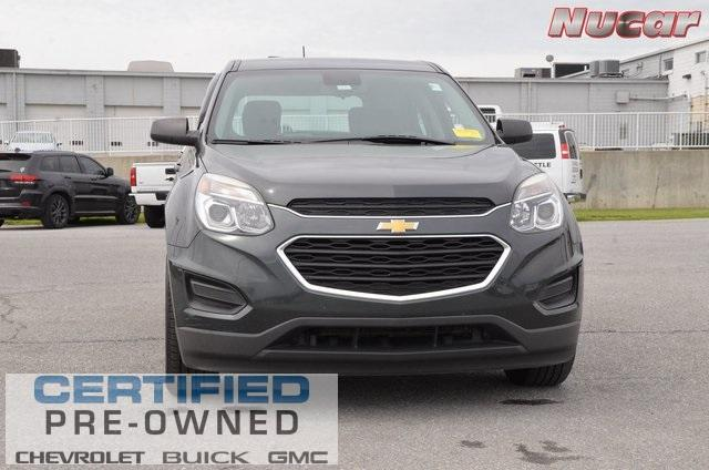2017 Chevrolet Equinox Vehicle Photo in New Castle, DE 19720