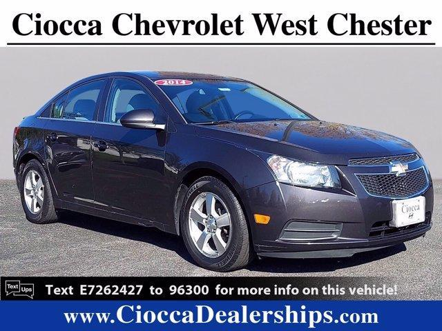 2014 Chevrolet Cruze Vehicle Photo in West Chester, PA 19382