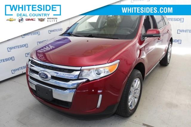 2014 Ford Edge Vehicle Photo in St. Clairsville, OH 43950