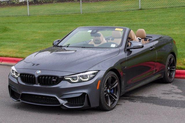 2019 BMW M4 Vehicle Photo in Charlotte, NC 28227