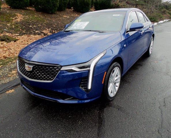 2021 Cadillac CT4 Vehicle Photo in Norwood, MA 02062