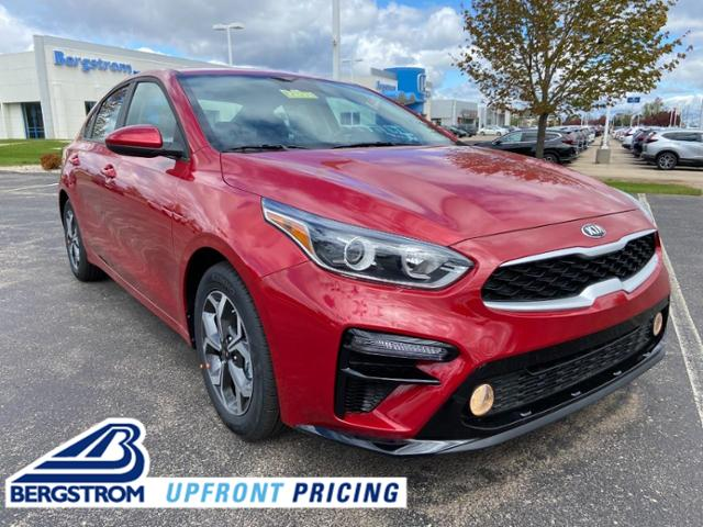 2021 Kia Forte Vehicle Photo in Oshkosh, WI 54904