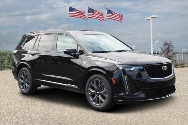 2020 Cadillac XT6 Vehicle Photo in Madison, WI 53713