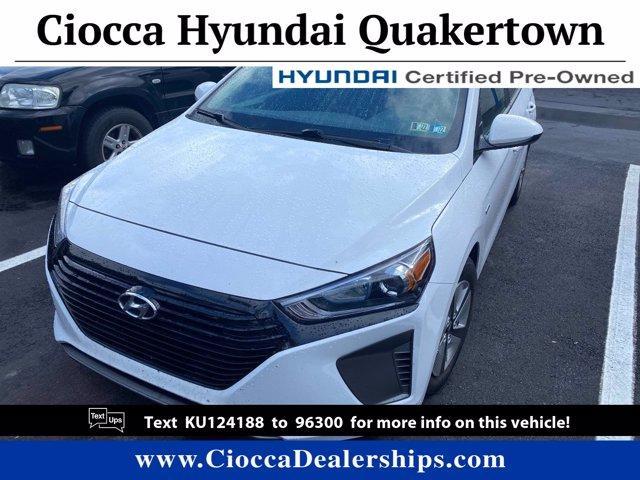 2019 Hyundai IONIQ Hybrid Vehicle Photo in Quakertown, PA 18951