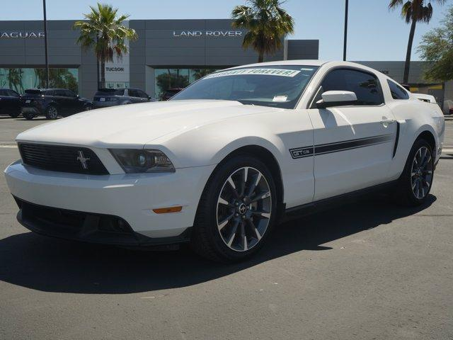2012 Ford Mustang Vehicle Photo in Tucson, AZ 85705