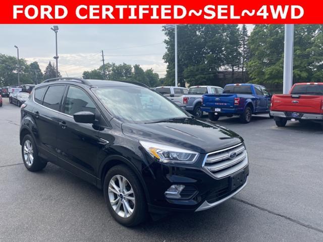 2018 Ford Escape Vehicle Photo in BURTON, OH 44021-9417