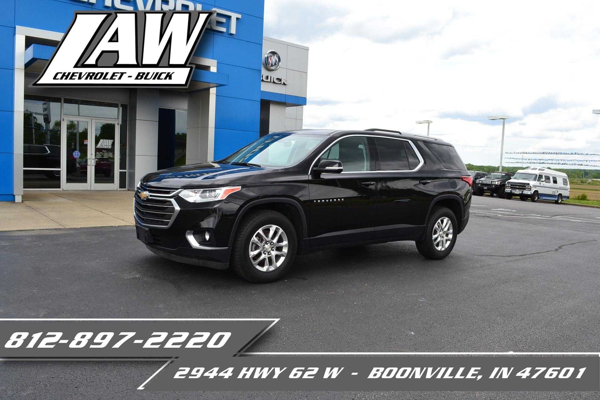 2018 Chevrolet Traverse Vehicle Photo in Boonville, IN 47601