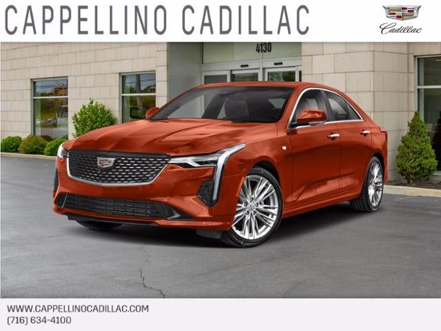 2020 Cadillac CT4 Vehicle Photo in Williamsville, NY 14221