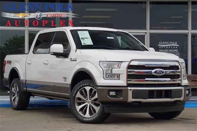 2017 Ford F-150 Vehicle Photo in Gainesville, TX 76240