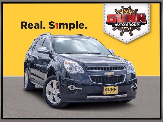 2015 Chevrolet Equinox Vehicle Photo in San Antonio, TX 78209
