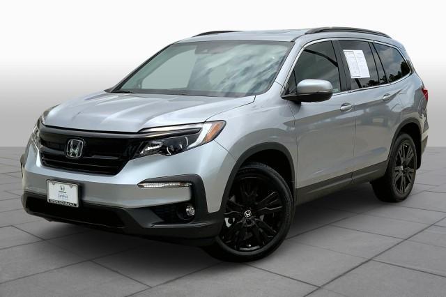 2021 Honda Pilot Vehicle Photo in Kingwood, TX 77339