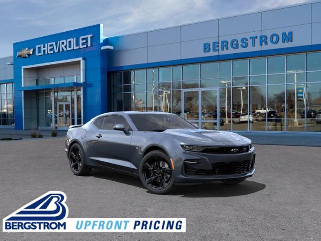 2021 Chevrolet Camaro Vehicle Photo in MADISON, WI 53713-3220
