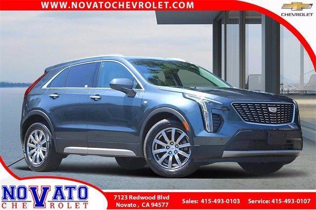 2019 Cadillac XT4 Vehicle Photo in NOVATO, CA 94945-4102
