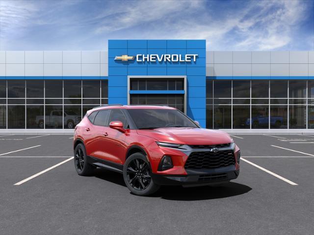 2021 Chevrolet Blazer Vehicle Photo in Ellwood City, PA 16117