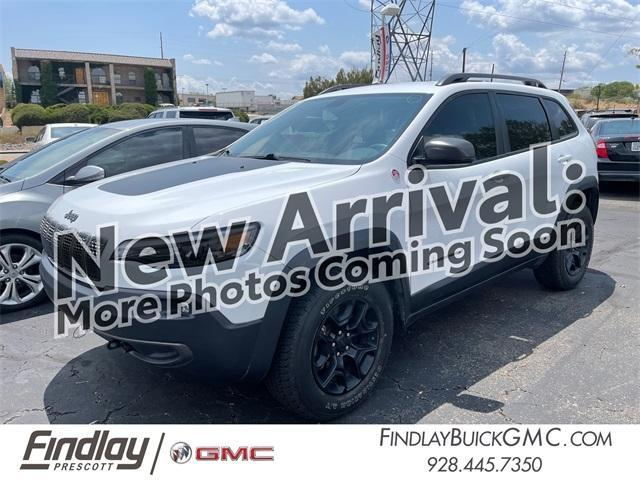 2019 Jeep Cherokee Vehicle Photo in PRESCOTT, AZ 86305-3700