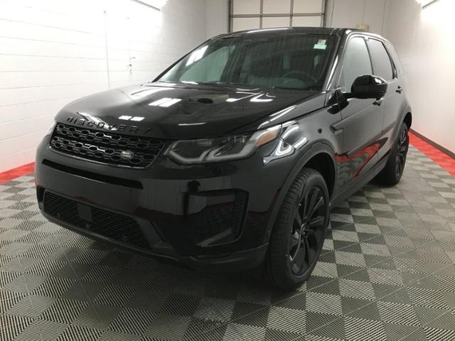 2021 Land Rover Discovery Sport Vehicle Photo in Appleton, WI 54913