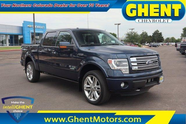 2014 Ford F-150 Vehicle Photo in GREELEY, CO 80634-4125