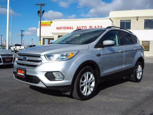 2018 Ford Escape Vehicle Photo in American Fork, UT 84003