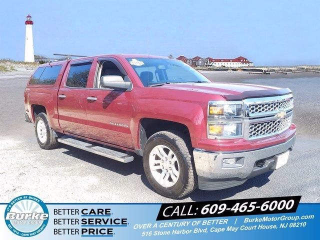2014 Chevrolet Silverado 1500 Vehicle Photo in Cape May Court House, NJ 08210