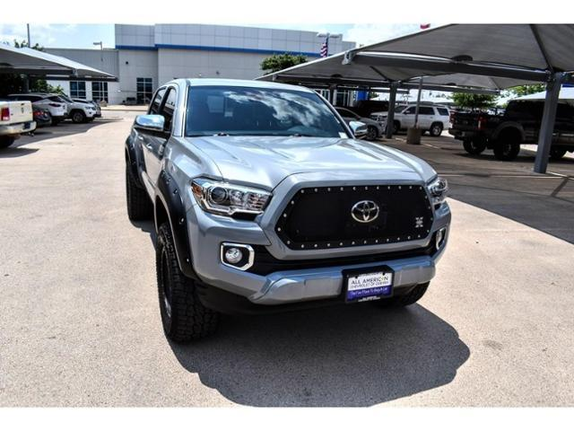 2019 Toyota Tacoma 4WD Vehicle Photo in ODESSA, TX 79762-8186