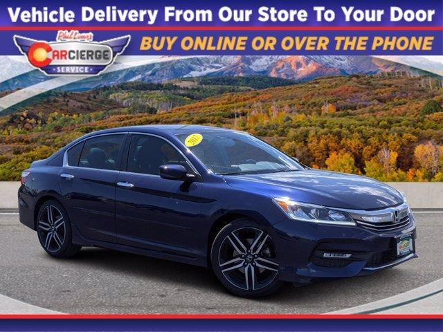 2017 Honda Accord Sedan Vehicle Photo in Colorado Springs, CO 80905