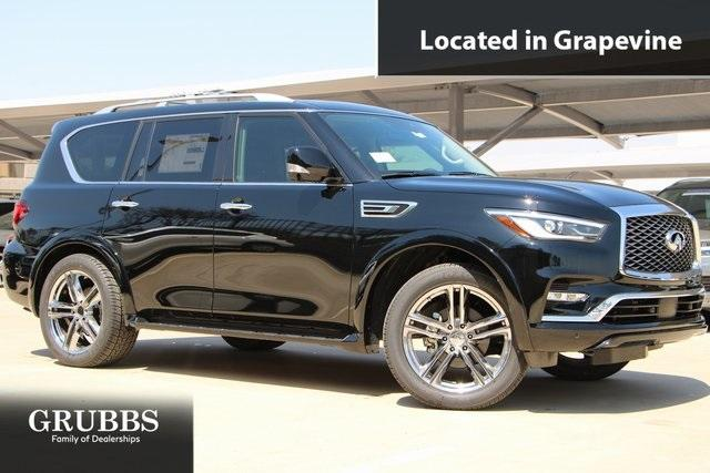 2021 INFINITI QX80 Vehicle Photo in Grapevine, TX 76051