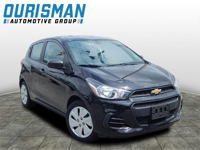 2018 Chevrolet Spark Vehicle Photo in Rockville, MD 20852