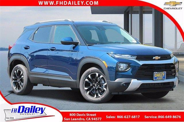 2022 Chevrolet Trailblazer Vehicle Photo in SAN LEANDRO, CA 94577-1512