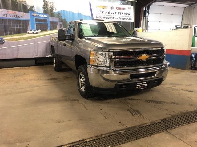 2013 Chevrolet Silverado 2500HD Work Truck LB 4WD
