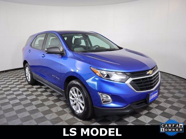 2019 Chevrolet Equinox Vehicle Photo in ALLIANCE, OH 44601-4622