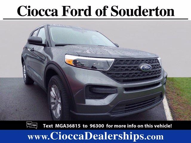 2021 Ford Explorer Vehicle Photo in Souderton, PA 18964-1038