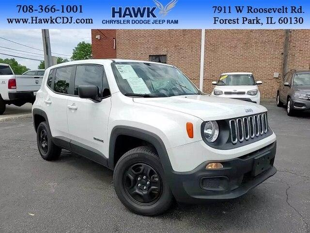 2017 Jeep Renegade Vehicle Photo in Plainfield, IL 60586