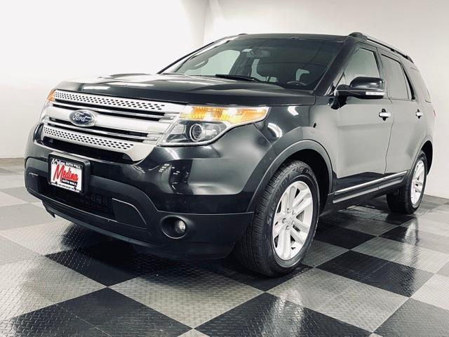 2015 Ford Explorer Vehicle Photo in Medina, OH 44256