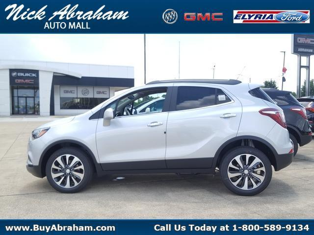 2021 Buick Encore Vehicle Photo in ELYRIA, OH 44035-6349