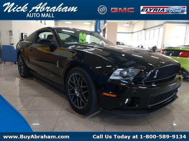 2011 Ford Mustang Vehicle Photo in ELYRIA, OH 44035-6349
