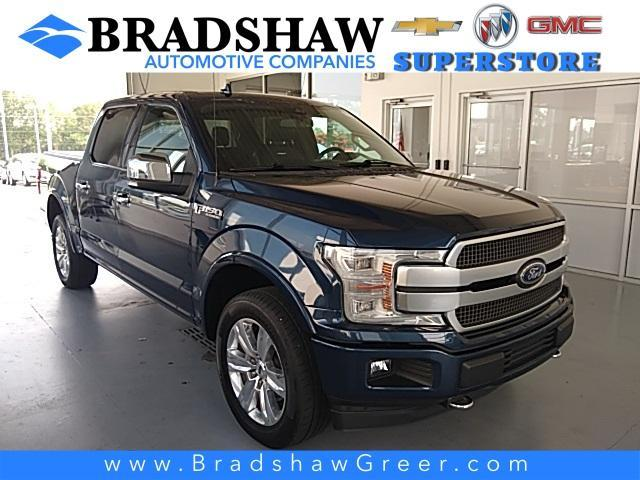 2018 Ford F-150 Vehicle Photo in GREER, SC 29651-1559
