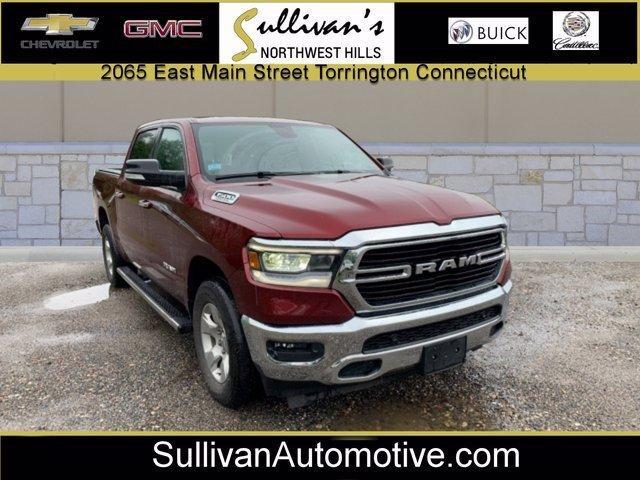 2019 Ram 1500 Vehicle Photo in TORRINGTON, CT 06790-3111