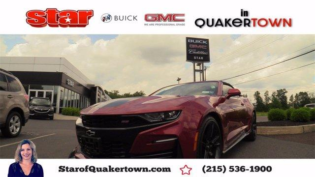 2019 Chevrolet Camaro Vehicle Photo in QUAKERTOWN, PA 18951-2312
