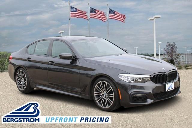 2019 BMW 540i xDrive Vehicle Photo in MADISON, WI 53713-3220