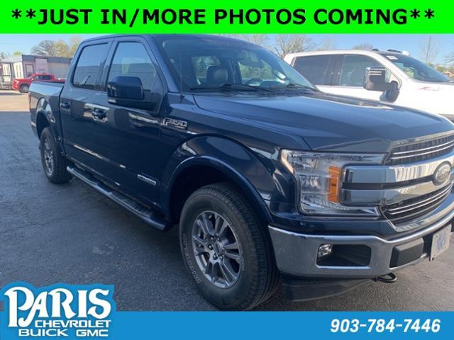 2018 Ford F-150 Vehicle Photo in Paris, TX 75460