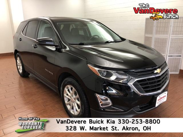 2018 Chevrolet Equinox Vehicle Photo in AKRON, OH 44303-2185