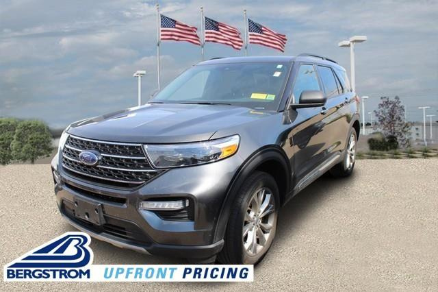 2020 Ford Explorer Vehicle Photo in MADISON, WI 53713-3220