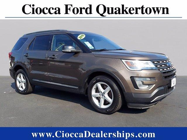 2016 Ford Explorer Vehicle Photo in Quakertown, PA 18951
