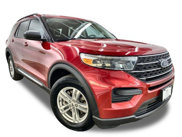 2020 Ford Explorer Vehicle Photo in PORTLAND, OR 97225-3518