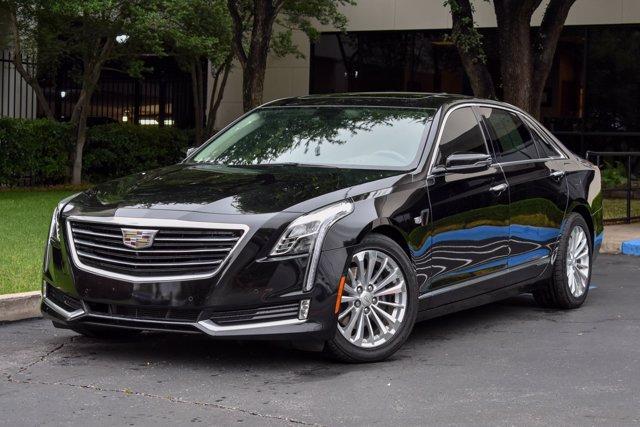 2017 Cadillac CT6 Vehicle Photo in Dallas, TX 75209