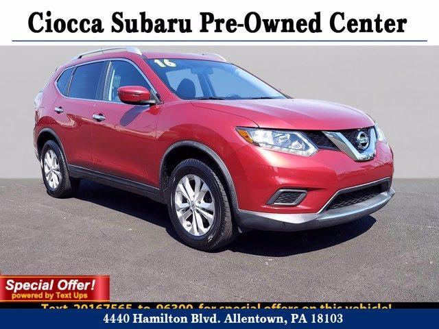 2016 Nissan Rogue Vehicle Photo in Allentown, PA 18103