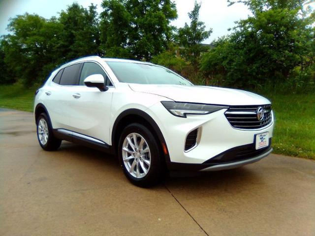 2021 Buick Envision Preferred AWD