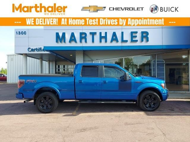2012 Ford F-150 Vehicle Photo in Redwood Falls, MN 56283