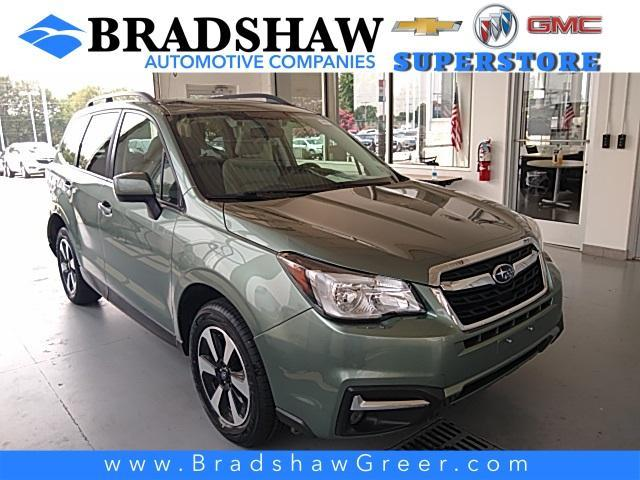 2018 Subaru Forester Vehicle Photo in GREER, SC 29651-1559